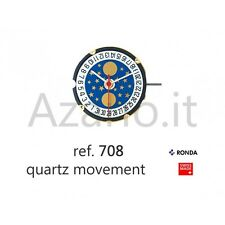 Movimento al quarzo Ronda 708 movement quartz for watch orologi Swiss