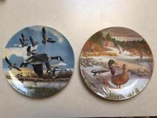 New ListingTwo Limited Edition, Numbered, Duck Collector Plates - Price Reduced
