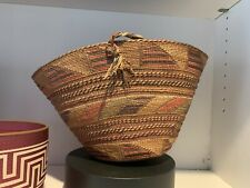 New ListingAlaskan Tlingit Indian Spruce Root Berry Gathering Basket