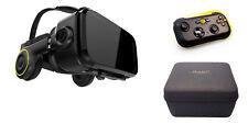 VR Brille Headset Geschenkset | Bluetooth Gamepad & Case für Android /  iphone X