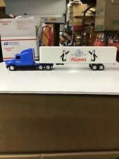 ERTL- Semi Tractor/Trailer Hamm's Beer, 1:64 Scale Die-Cast Metal, #3525, Used,