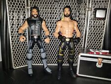 WWE MATTEL Elite Seth Rollins WRESTLING FIGURE NXT The Shield