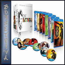 CLINT EASTWOOD - THE BLU RAY COLLECTION * BRAND NEW REGION FREE BOXSET**