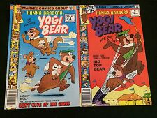 YOGI BEAR #4, 8