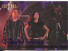 Farscape Season 4 The Quotable Farscape Chase Card Q50