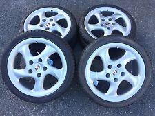 Original Porsche Cup Felgen 7j + 8j x 17 911 964 Felgen Alufelgen