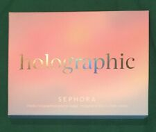 SEPHORA COLLECTION Holographic Face & Cheek Palette - BNIB