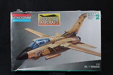 YH008 MONOGRAM 1/72 maquette avion 5477 GR. 1 Tornado desert storm aircraft