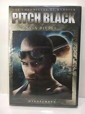 Pitch Black (Dvd) Vin Diesel Widescreen