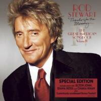 Rod Stewart : Thanks for the Memory - The Great American Songbook Vol. Iv CD