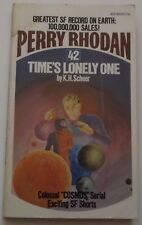 #42 Perry Rhodan TIME'S LONELY ONE science fiction paperback ACE 66025