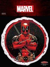 Deadpool Pose Sticker - Comic Character - Cartoon - Window - Auto Decal