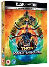 Thor: Ragnarok (4K Ultra HD + Blu-ray) [UHD]
