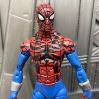 "Marvel Legends Absorbing Man BAF Spider-Man Ben Reilly 6"" Inch Action Figure"