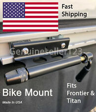 Bed Rail Mountain & Road Bike Mount Fits Nissan Frontier & Nissan Titan Unitrack