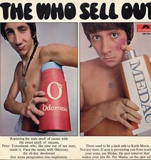 "THE WHO ""SELL OUT"" ORIG GER 1967 EX/M- MOD MASTERPIECE"