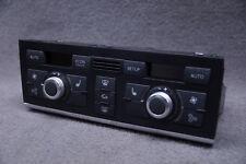 Audi A6 4F C6 Klimabedienteil Klimatronic PLUS 4F1820043AC 4F0910043 Schwarz /LO