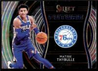2019-20 Select Select Future #25 Matisse Thybulle - Philadelphia 76ers