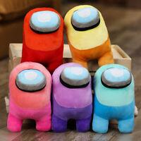 20 cm Among Us Plush Soft Stuffed Toy Doll Game Figure Plushie Kids Xmaxs Gifts