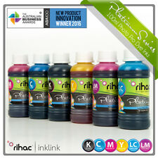 Rihac Refill Ink for Epson R290 R390 RX610 T50 1430 1410 CISS 81 82 Cartridges