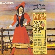 ANNIE GET YOUR GUN Original Broadway Cast CD