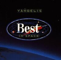 Vangelis Best in space (1975-81/94) [CD]