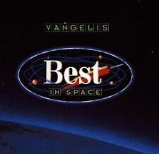 Vangelis Best in space (1975-81/94) [CD]