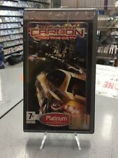 Need For Speed Carbon Own The City Ita PSP USATO GARANTITO
