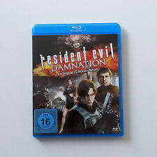 Resident Evil Damnation (Blu-Ray) ★TOP★