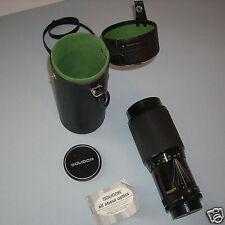 Soligor C/D 1:3.5  f=78-210mm , 62mm Durchmesser, Hoya UV