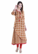 KANCHAN COLLECTIONS FANCY PRINTED COTTON KURTI FOR WOMEN AND GIRLS SIZE-XXL