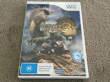 Monster Hunter 3 Tri (Nintendo Wii, 2009)