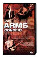 The Arms Concert - Jimmy page , Jeff Beck, Eric Clapton [DVD]