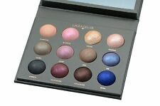 Laura Geller The Wearables 12 Baked Eye Shadow Palette Makeup Made In Italy