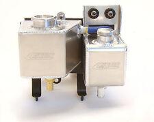 Canton 02-06 Mini Cooper Aluminum Power Steering & Coolant Expansion Fill Tanks