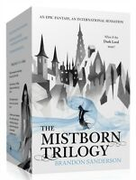 Mistborn Trilogy Boxed Set: The Final Empire, The Well of Ascension, The Hero o.