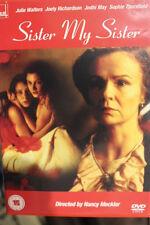SISTER MY SISTER RARE DELETED OOP FILM JULIE WALTERS, JOELY RICHARDSON DVD