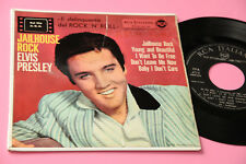 ELVIS PRESLEY EP IL DELINQUENTE DEL ROCK ORIGINALE ITALIA 1958 EX !!!!!!!!!!!!!!
