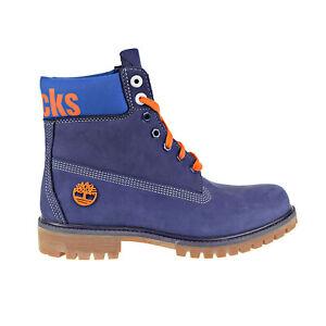 Timberland x Mitchell & Ness NY Knicks 6' Premium Men's Boots Dark Blue TB0A2493