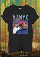 Kanye West Homage Yeezy Music Rapper Men Women Top Unisex T Shirt 2556