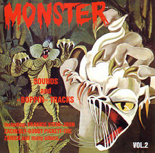 Monster sons-Volume 2 - 50's and 60's d'horreur-Sons