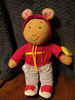 Playskool Dress Me Arthur Musical Plush
