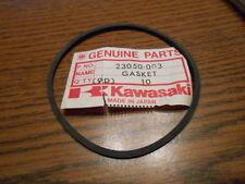 NOS Kawasaki F5 MC1 H1 KZ1000 KZ550 KZ650 Signal Lamp Gasket Cover 23050-005