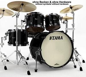 Tama Starclassic Bubinga B42FBNS-PBK - Piano Black - 4-tlg