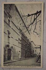 """CPA """" MONTELIMAR - La Maison de Diane de Poitiers"""