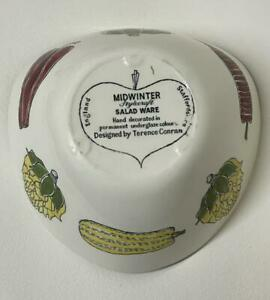 Terence Conran Salad Ware Midwinter 1950s - 20th Century British Iconic Design