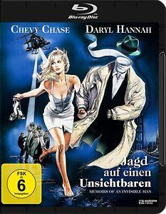 Jagd auf einen Unsichtbaren [Blu-ray/NEU/OVP] John Carpenter / Chevy Chase