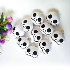 The Nightmare Before Christmas jack plush Halloween ornament key chain 10pcs new