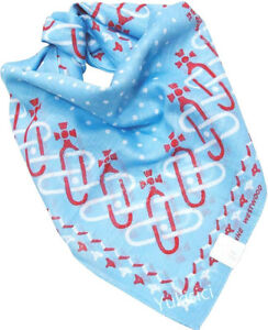 Vivienne Westwood Japan Scarf Unisex Time to Act Orb Clip Pattern-59cm