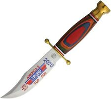 45th President Donald Trump Bowie Knife Limited Edition MAGA KAG 2020